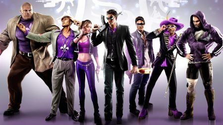 saints row, characters, faces