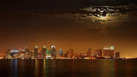 san - diego, luna, california