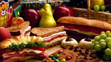 sandwiches, delicious, meat