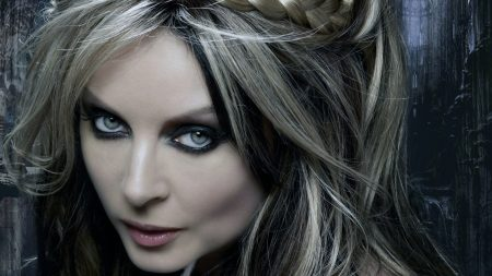 sarah brightman, girl, face