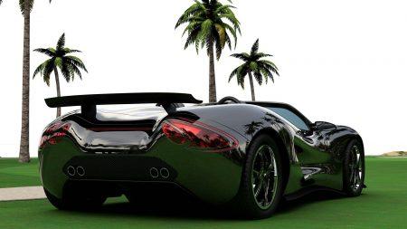 scorpion, cars, convertible