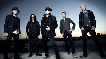 scorpions, band, members