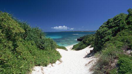 sea, sand, beach