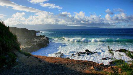 sea, wave, surf