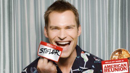 seann william scott, smile, actor