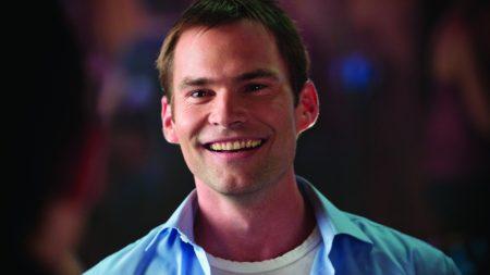 seann william scott, smile, face