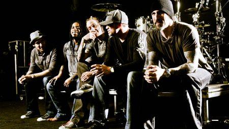 sevendust, band, members