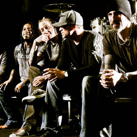 sevendust, band, members