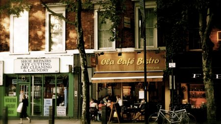 shaftesbury, london, cafes