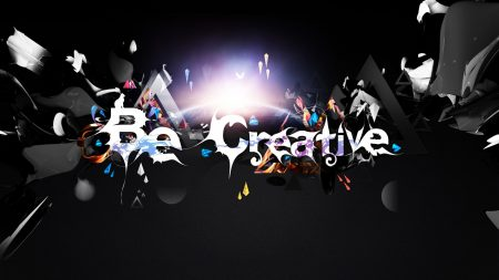sign, light, creativity