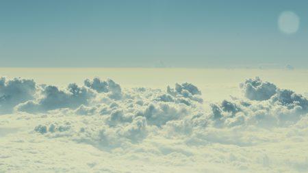 sky, clouds, light