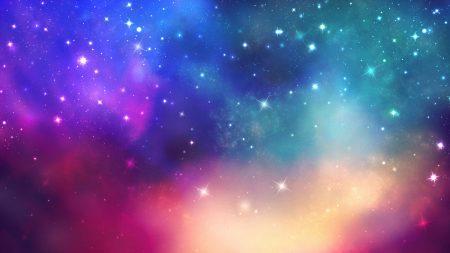 sky, spots, glare