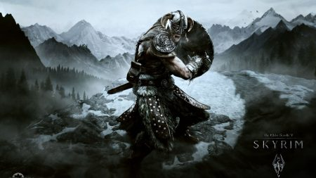 skyrim, dragonborn, the elder scrolls v skyrim