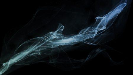smoke, blurred, background