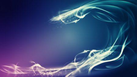 smoke, wave, light