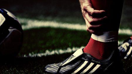 sneaker, adidas, foot