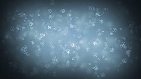 snow, snowflake, style