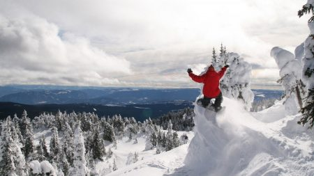 snowboard, extreme, winter