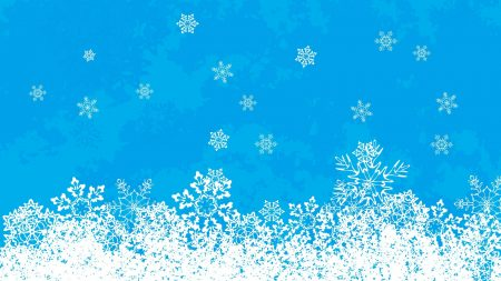 snowflake, patterns, background