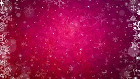 snowflakes, background, snow