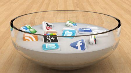 social networks, dish, internet