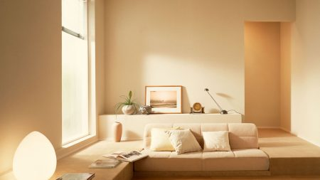 sofa, bathroom, light
