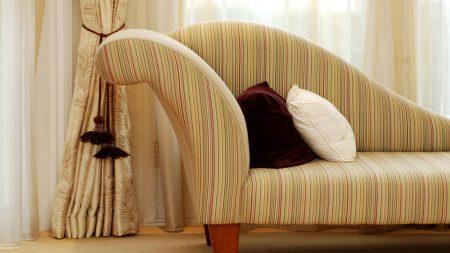 sofa, cushion, furniture