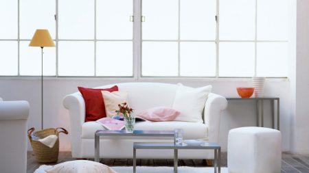 sofa, cushions, style