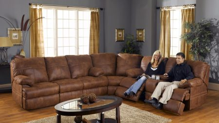sofa, living room, couple