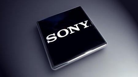 sony, company, logo