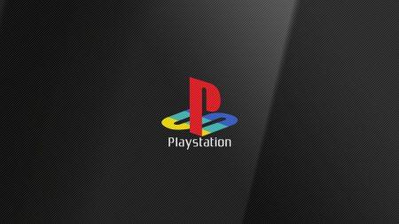 sony playstation, logo, company