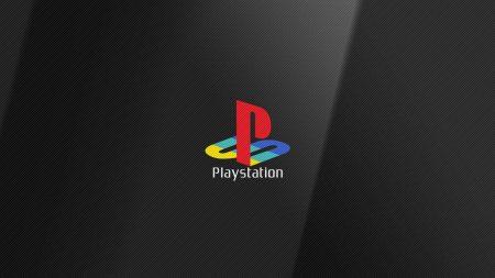 sony playstation, logo, console