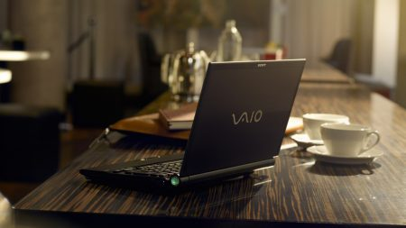 sony, vaio, notebook
