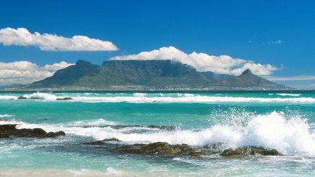 southern africa, coast, sea
