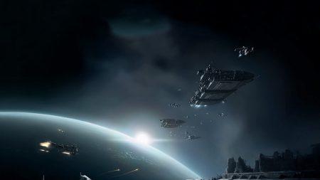 spaceships, infrastructure, flight