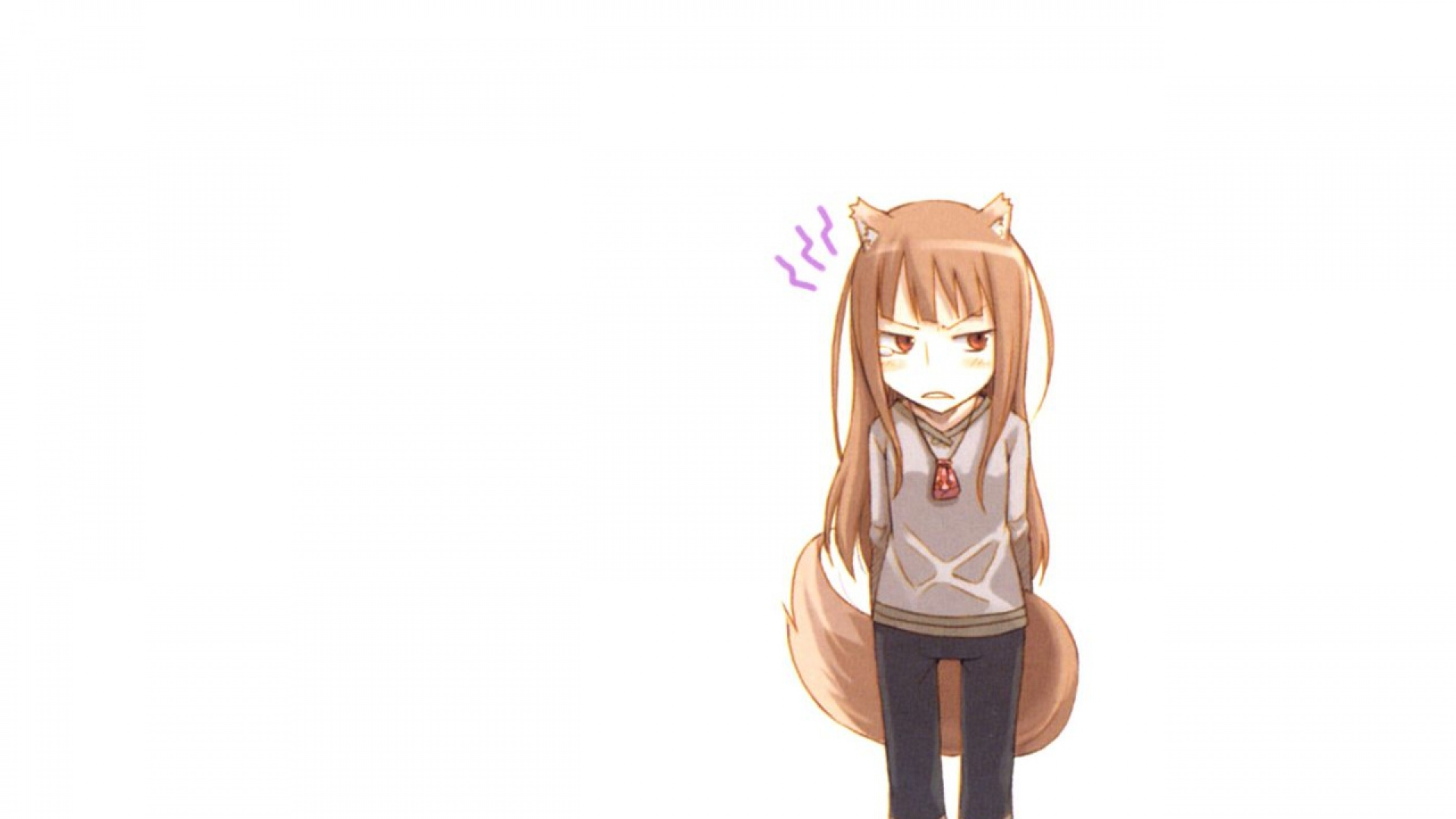 spice and wolf, horo, girl