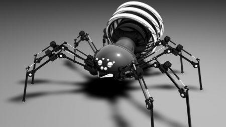spider, robot, mechanism