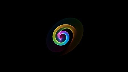 spiral, spin, colorful