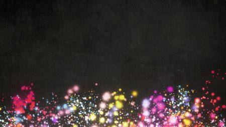 spots, colorful, bright