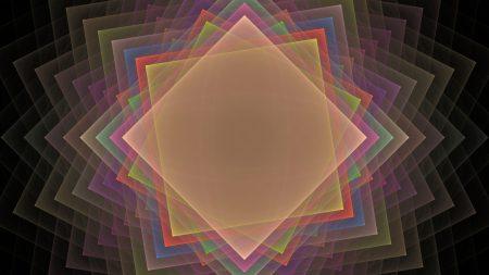 square, pattern, smoke
