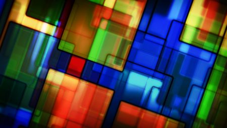 squares, background, colorful