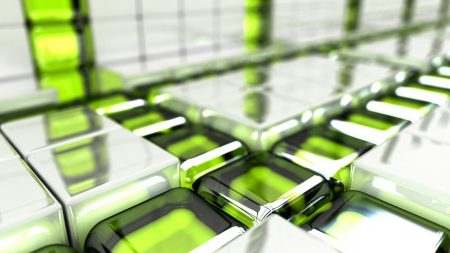 squares, glass, surface