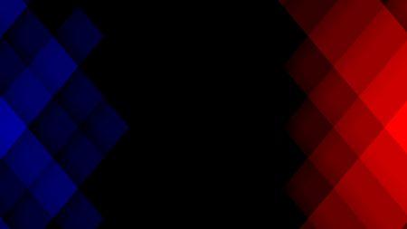 squares, shapes, light