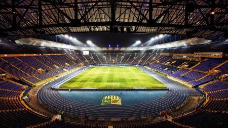 stadium, kharkov, field