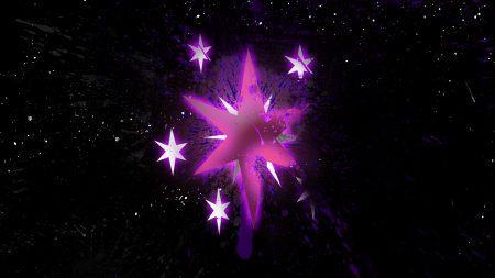 star, shape, size