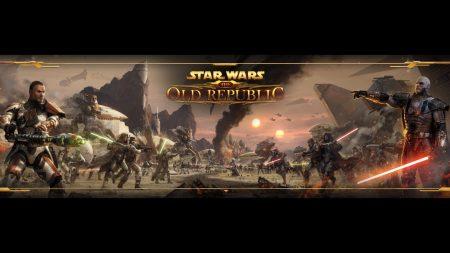 star wars the old republic, battle, gun
