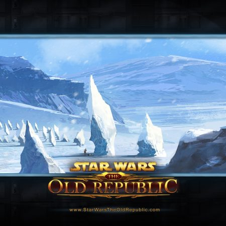 star wars the old republic, cold, snow
