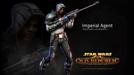 star wars the old republic, imperial agent, character