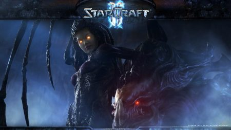 starcraft, girl, character