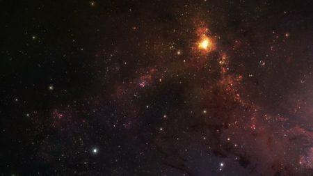stars, galaxy, planets